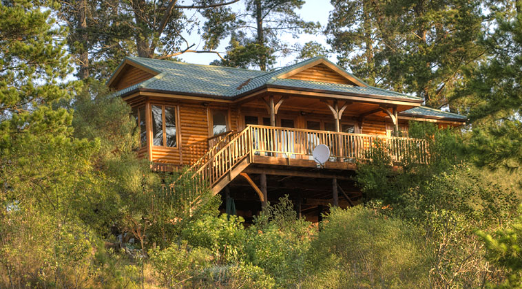South Africa Timber Log Homes